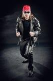 рок-звезда Стоковое Изображение