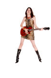 рок-звезда Стоковое Фото
