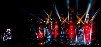 Рок-концерт Стоковые Фотографии RF