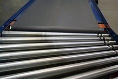 ролики ленточного транспортера Стоковые Фотографии RF