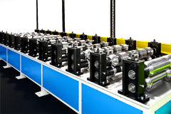 ролики стальные стоковое фото rf