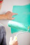 ролик краски Стоковые Фотографии RF