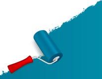 ролик краски бесплатная иллюстрация
