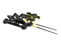 ролик оборудования лезвия Стоковые Изображения RF