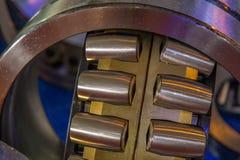 Ролик подшипника стальной промышленный Стоковая Фотография RF