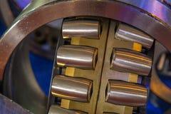 Ролик подшипника стальной промышленный Стоковое Изображение RF