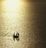 романский sailing Стоковые Фото