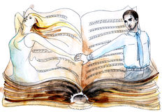 романско Стоковые Изображения RF