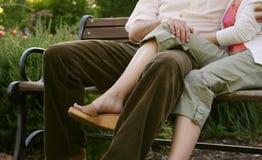романс влюбленности стоковое изображение