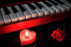 Романтичная настройка стоковые фотографии rf