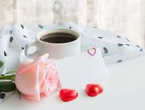 Романтичная предпосылка в пастельных тонах Стоковая Фотография RF