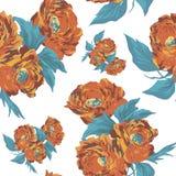 Романтичная предпосылка цветка Стоковое Изображение RF