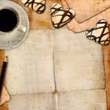 Романтичная серия пробела письма Стоковые Фотографии RF
