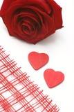 романтичное Валентайн Стоковое Изображение RF