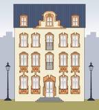 романтичное дома старое бесплатная иллюстрация