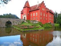 романтичное замка европейское Стоковая Фотография RF