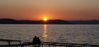 романтичное место Стоковые Фото