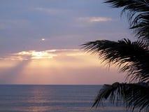 романтичное море тропическое Стоковые Фотографии RF