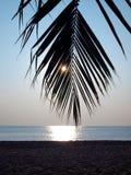 романтичное море тропическое Стоковое фото RF