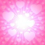Романтичное настроение Стоковые Фото