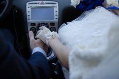 Романтичное перемещение медового месяца стоковое фото rf