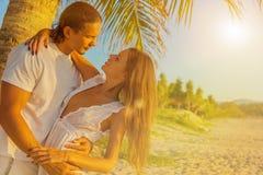 Романтичные пары Стоковые Фото