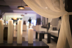 Романтичный вечер Стоковая Фотография