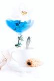 Романтичный завтрак Стоковая Фотография