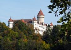 Романтичный замок Стоковые Фотографии RF