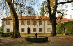 Романтичный музей в Oporto Стоковая Фотография RF