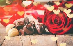 Романтичный обедающий для любимого Стоковая Фотография RF