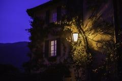 Романтичный дом Стоковое Фото