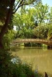 Романтичный парк стоковые изображения rf