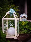 Романтичный фонарик Стоковое Изображение RF