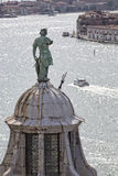 романтичный venetian взгляд стоковая фотография rf