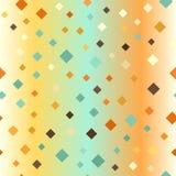 Ромбовидный узор 1866 основали вектор вала постепеновского изображения Чюарлес Даршин безшовный Стоковое Фото