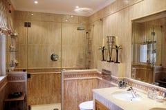 Роскошная ванная комната Стоковые Изображения RF