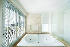 Роскошная ванна Стоковые Фотографии RF