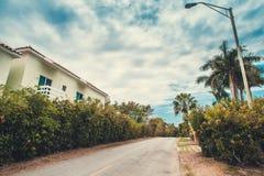 Роскошная вилла в Доминиканской Республике, иметь Стоковая Фотография RF