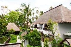 Роскошная гостиница медового месяца в Ko Samui Стоковые Фотографии RF