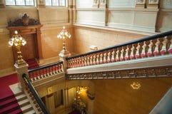 роскошная лестница Стоковое Изображение
