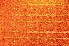 Роскошная золотистая текстура Стоковые Фото