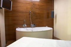 роскошная комната массажа Стоковые Фотографии RF