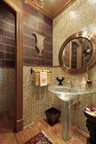 роскошная комната порошка Стоковое Изображение RF