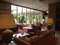 роскошная комната релаксации Стоковое Изображение