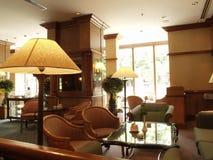 роскошная комната релаксации Стоковые Изображения