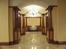 роскошная комната релаксации Стоковые Изображения RF