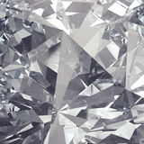 Роскошная кристаллическая предпосылка Стоковая Фотография