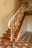 роскошная лестница Стоковое Изображение RF