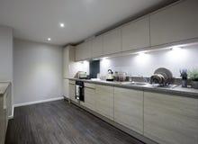 Роскошная домашняя кухня Стоковые Фотографии RF